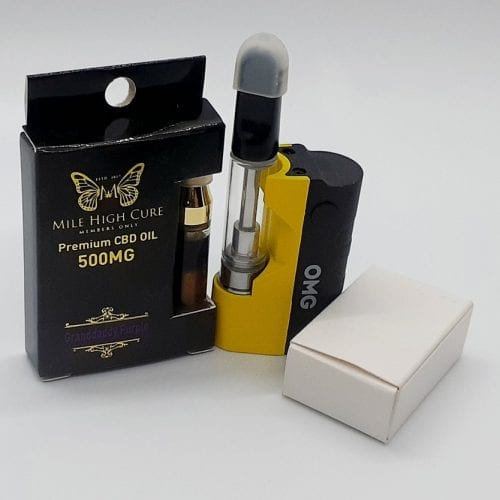 TWS CBD Cartridge Starter Kit