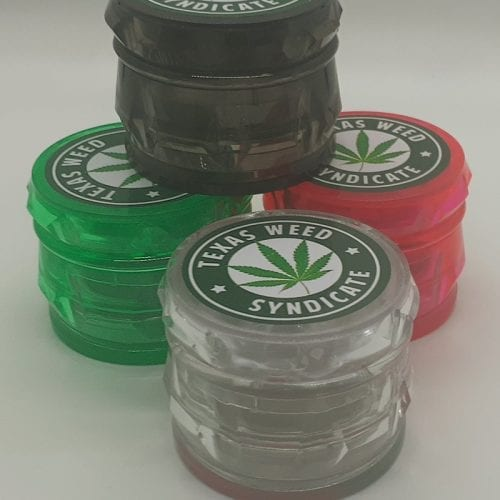 Cheap Herb Grinder Made From Plastic