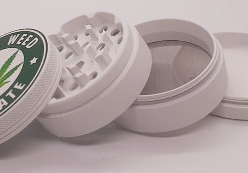 TWS Ceramic Coated 4 Piece Herb Grinder