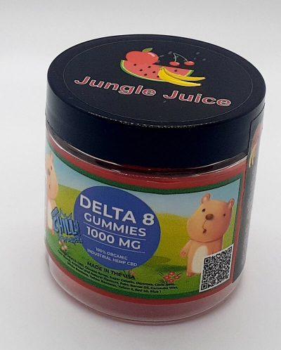 Delta8 100mg Gummy