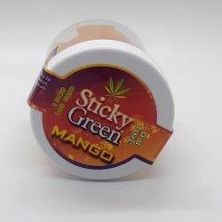 50mg Delta 8 Gummies By Sticky Green 1500mg Jar