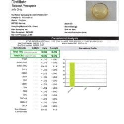 50mg Delta 8 Gummies By Sticky Green 750mg Jar