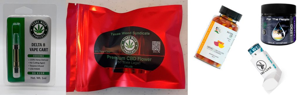 Our Online CBD Shop Products
