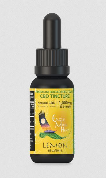 1000mg CBD & B12 Oil Tincture