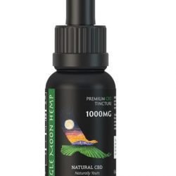 1000mg Unflavored CBD Oil Tincture