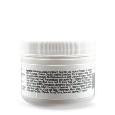 CBD Muscle Rub For Sale