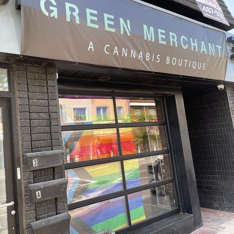 Green Merchant Bloor Ontario