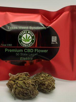 Elektra Hemp Flower