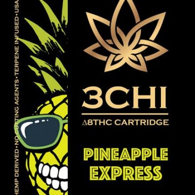 Pineapple Express THC8 Cart
